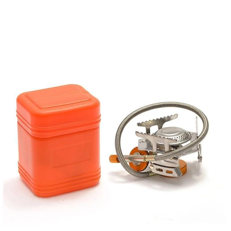Portable Camping Stove Gas Small
