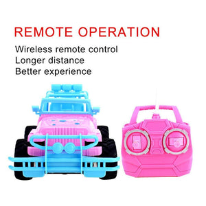 RC Girls Remote Control Car Toys For Cars Little Girl With Girl