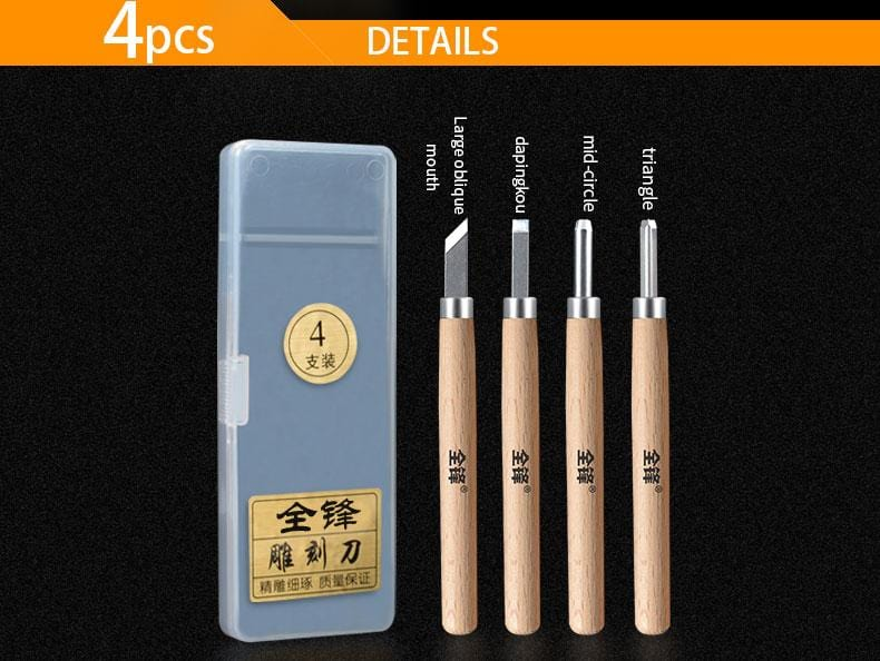 Wood Carving Chisels Set Tools For Sale Supplies Knife Kit Hand Best