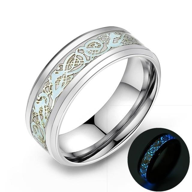 Glow In The Dark Glow Rings