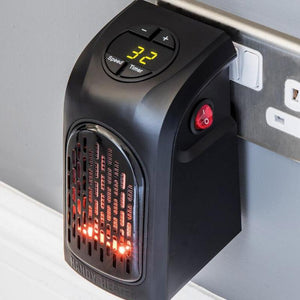 Mini Plug In Wall Outlet Heater