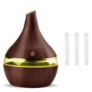 Aromatherapy Essential Oil USB Diffuser Humidifier Electric Best Home