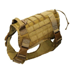Tactical Military Dog Harness Service Vest