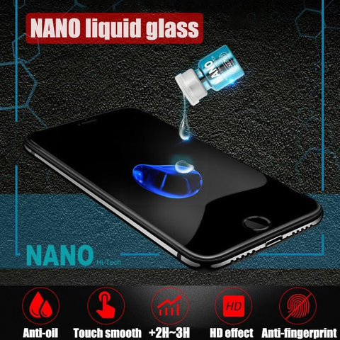 Liquid Glass Nano Screen Protector For Phone Best Iphone 2018 2019 Armor