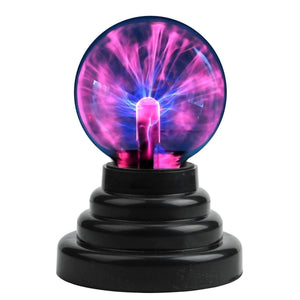 Plasma Static Electricity Ball Globe Tesla Lamp Large Sphere Electric Ball Lightning Light Big Sphere