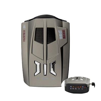 Advanced Radar Detector