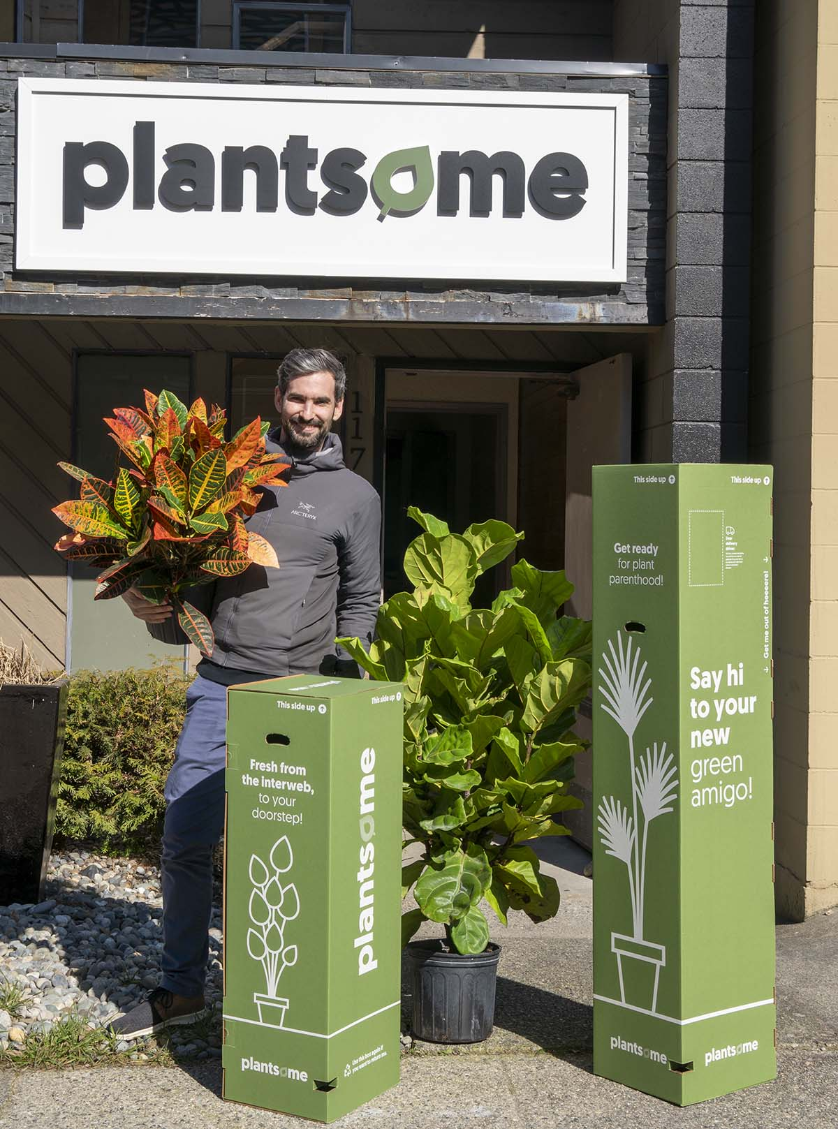 Plantsome.ca has launched!