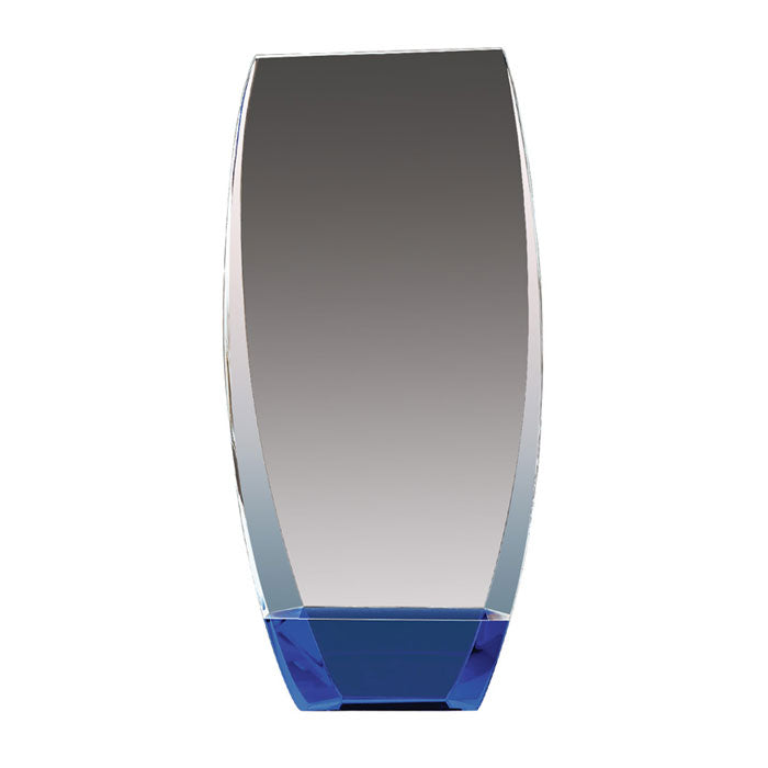 GCY1630 - Blue Bottom Pinnacle Crystal