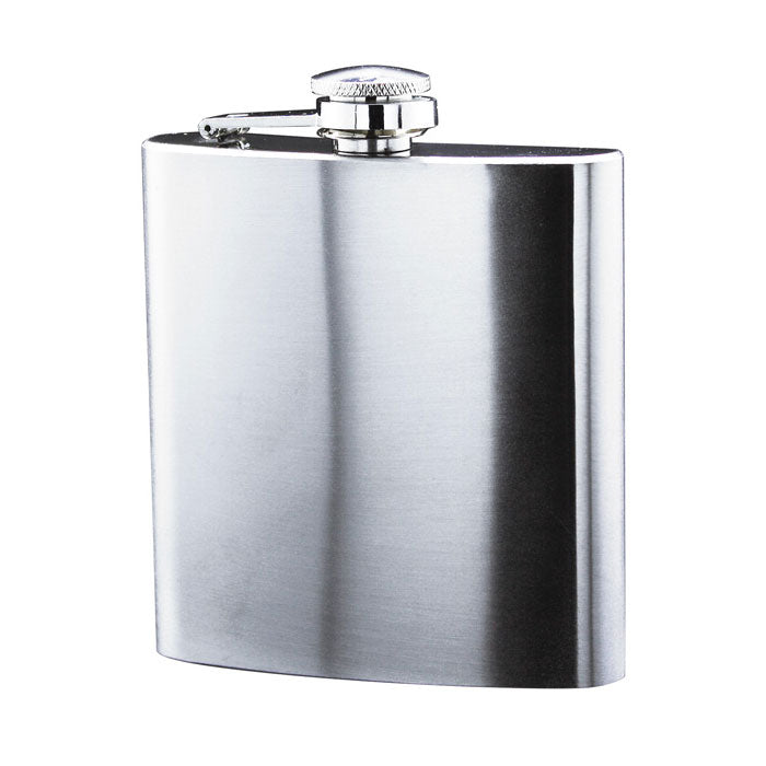 Stainless Steel 6oz Flask