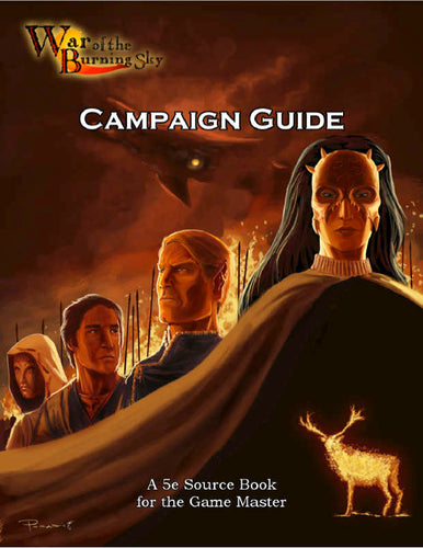 War of the Burning Sky Campaign Guide