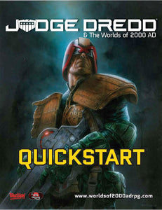 Judge Dredd & The Worlds of 2000 AD Quickstart (4174242316397)