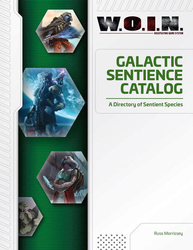 Galactic Sentience Catalog (4171717738605)