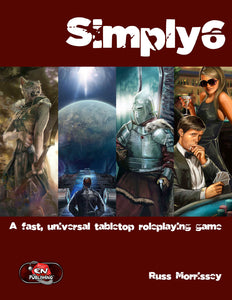 Simply6: A Fast Universal RPG (4160498401389)