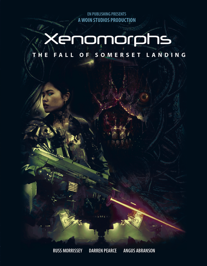 Xenomorphs: The Fall Of Somerset Landing (4171720884333)