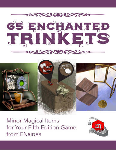65 Enchanted Trinkets