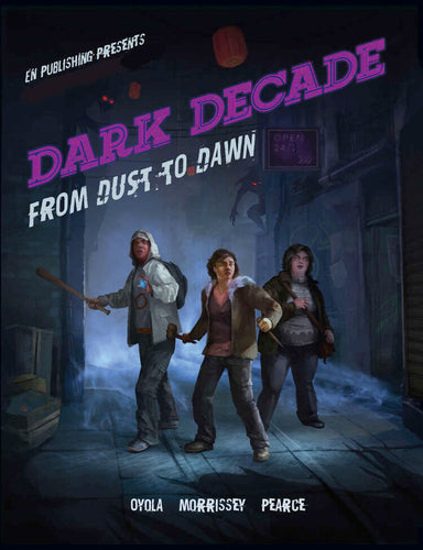 Dark Decade: From Dust To Dawn (4171723407469)