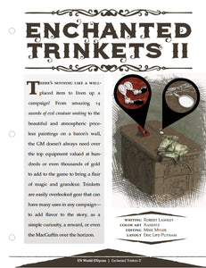Enchanted Trinkets II