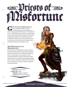 Priests of Misfortune