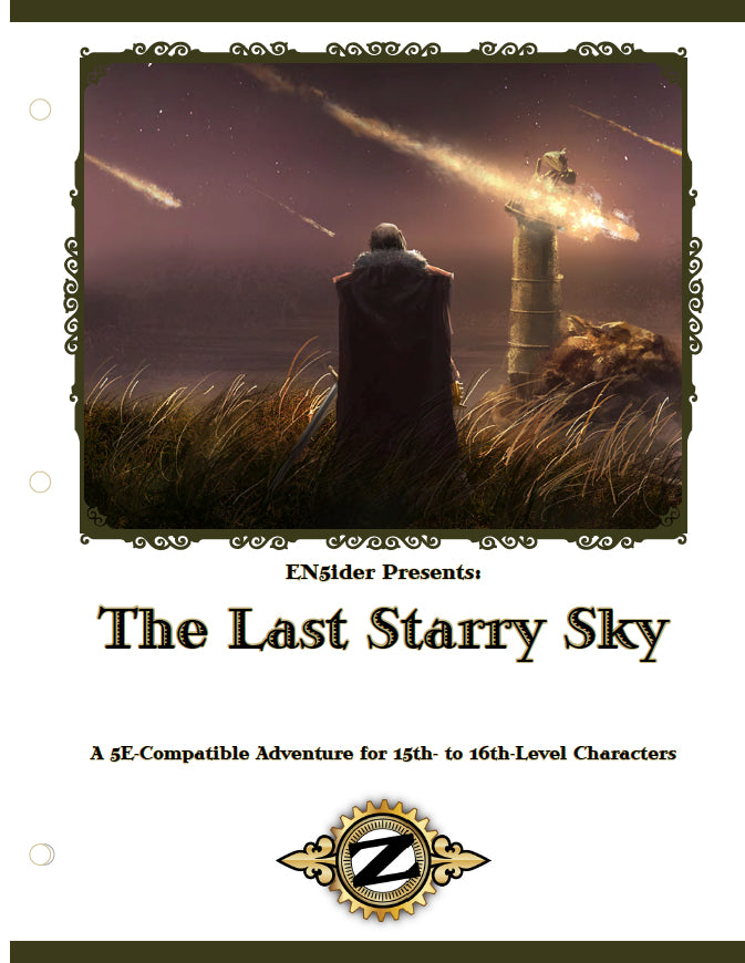 ZEITGEIST: The Gears of Revolution #9: The Last Starry Sky PDF