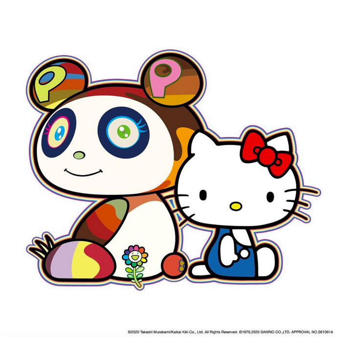 Hello Kitty x Takashi Murakami Collaboration