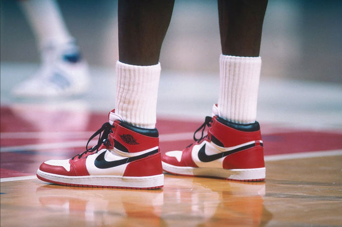 Michael Jordan's Game-Worn AJ1s Reach Over $150K at Auction