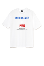 Load image into Gallery viewer, T-SHIRT STREETWEAR - UNITED STATES OF PARIS - LEROYAUME