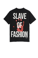 Load image into Gallery viewer, T-SHIRT STREETWEAR - SLAVE OF FASHION - LEROYAUME