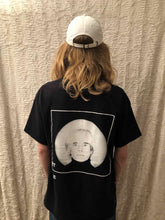 Load image into Gallery viewer, Leroyaume T-shirt Streetwear Art Life Andy Warhol Black Porté Dos