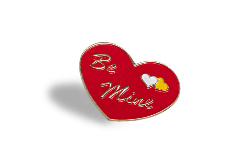 LEROYAUME BE MINE pins