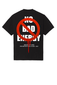 T-SHIRT GRAPHIC - NO BAD ENERGY - LEROYAUME