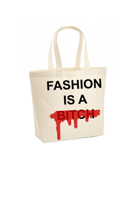 Leroyaume Tote Bag Fashion is a Bitch