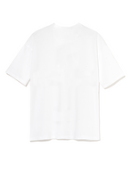 Load image into Gallery viewer, Leroyaume T-shirt Blanc Streetwear Logo Dos