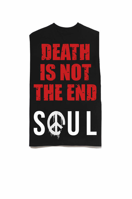 Leroyaume Tank Top Death Is Not The End Soul