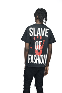 T-SHIRT STREETWEAR - SLAVE OF FASHION - LEROYAUME
