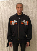 Load image into Gallery viewer, Leroyaume bomber jacket FREEDOM EAGLE PATCH