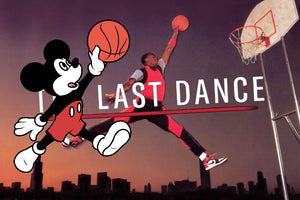 CASQUETTE BRODÉ - MICK FLY THE LAST DANCE - LEROYAUME