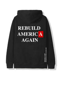 Leroyaume Sweat-shirt Rebuild America Again