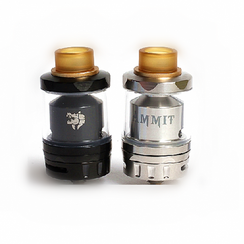 Geekvape Ammit Dual Coil RTA - 25mm - 6ml - shopVAPE24