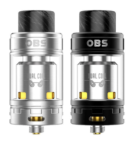 OBS Crius 2 Dual RTA - 25mm - 4ml - shopVAPE24