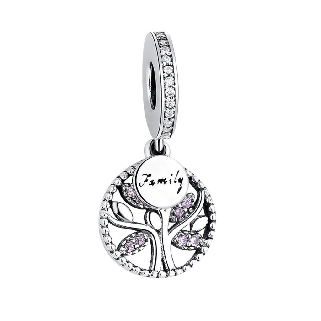 Family Tree Bead Charm - Bolenvi Pandora Disney