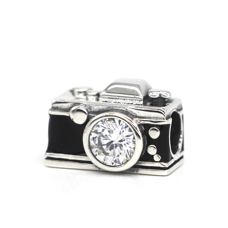 Photography Camera Bead Charm - Bolenvi Pandora Disney