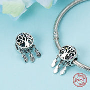 Tree of Life Dreamcatcher Bead Charm - Bolenvi Pandora Disney