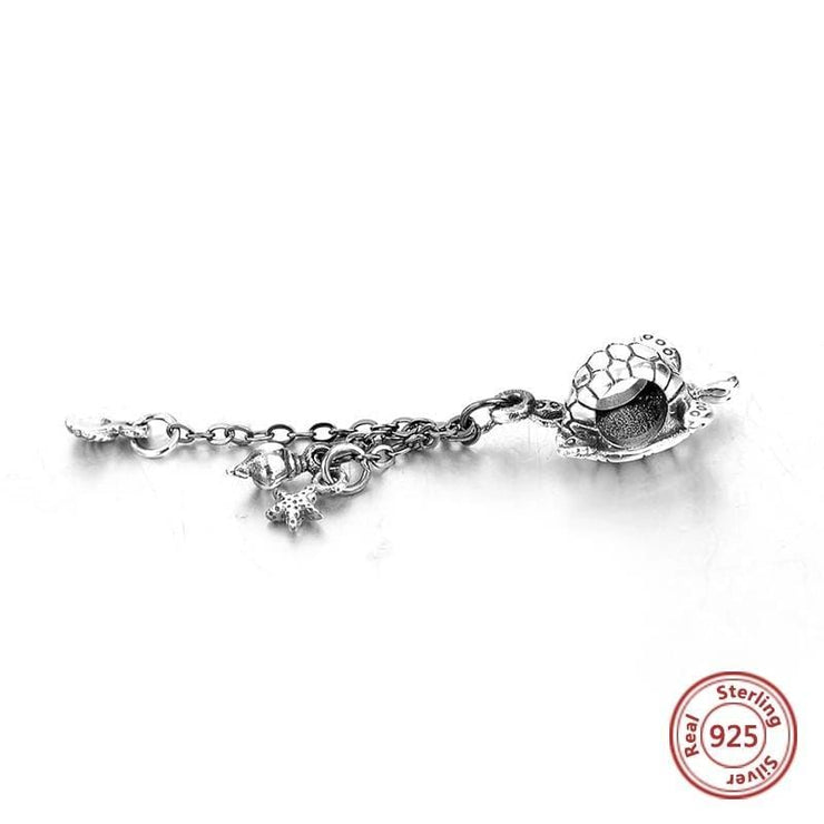 Sea Turtle Dangling Bead Charm - Bolenvi Pandora Disney
