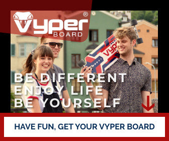 Be Different, be yourself - Vyper Board