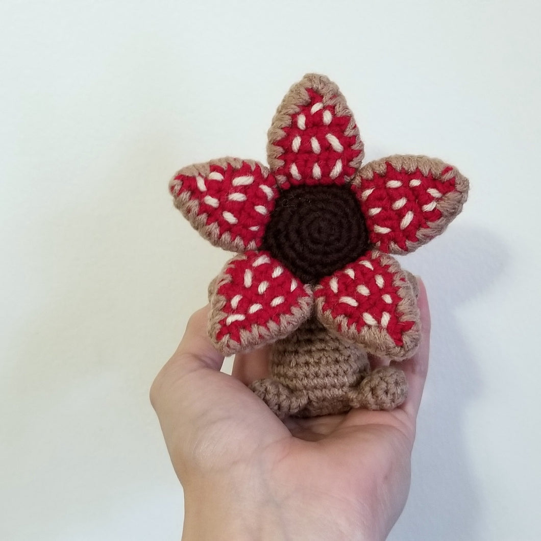Baby Demogorgon Pocket Poppet - Freak + Pocky