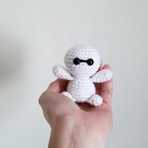 Baymax the Robot Nurse Pocket Poppet by Freak + Pocky