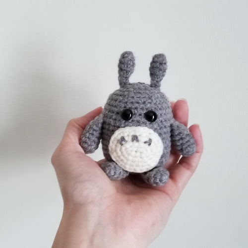 Friendly Neighbor Totoro Pocket Poppet by Freak + Pocky