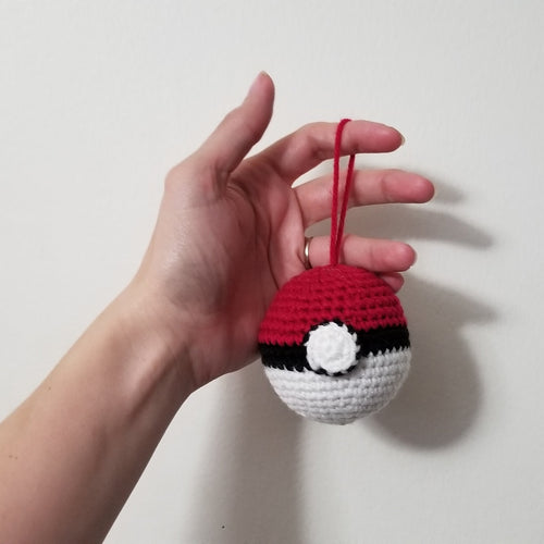Poké Ball Poppet Hanger - Freak + Pocky