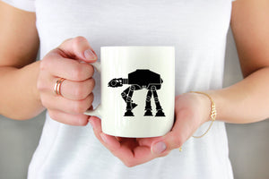 AT-AT Walker Vinyl Decal - Freak + Pocky