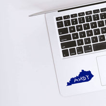 Load image into Gallery viewer, Kentucky Andy Decal by Freak and Pocky
